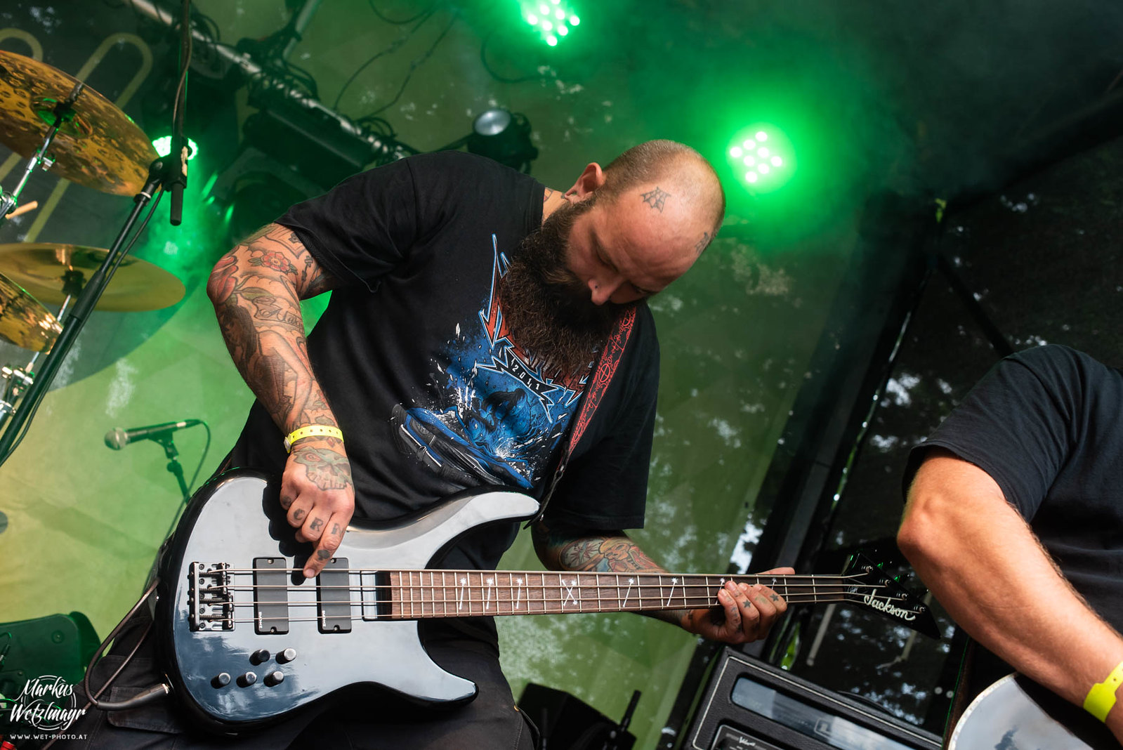 NEMESIS MY ENEMY - Metalheads Against Racism Vol. 8, Donauinselfest Vienna