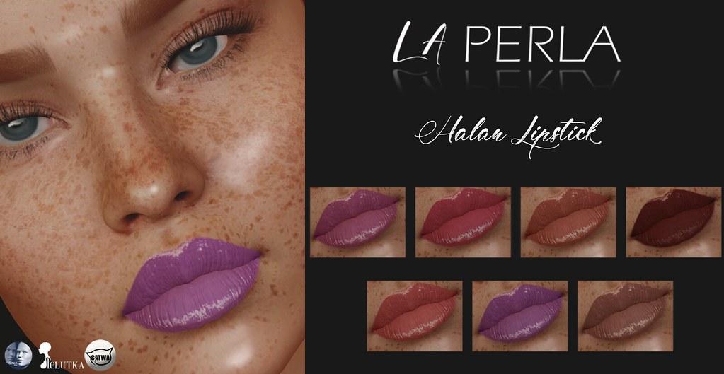 {LP}- Halan Lipstick