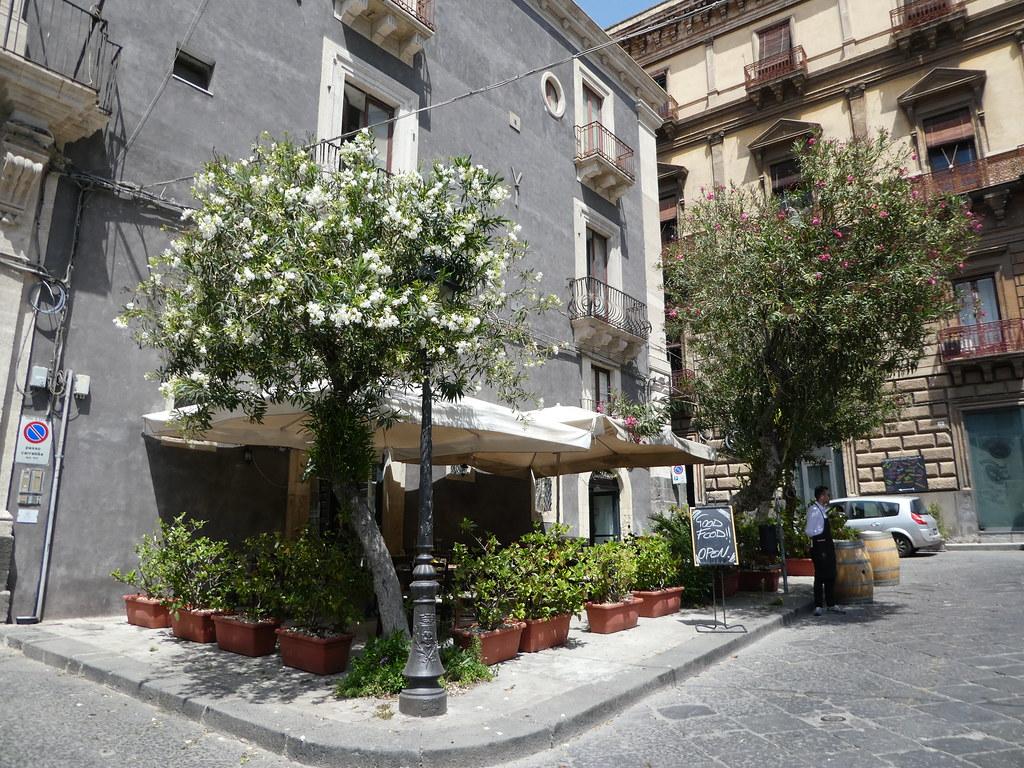 Cafe, Catania, Sicily