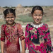 Girls Annau village
