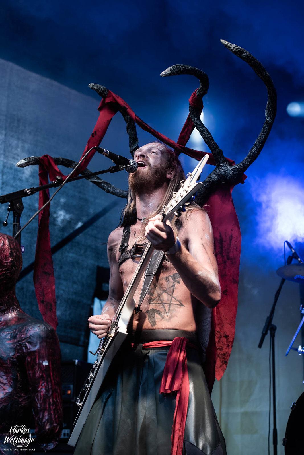 RICHTHAMMER - Metalheads Against Racism Vol. 8, Donauinselfest Vienna