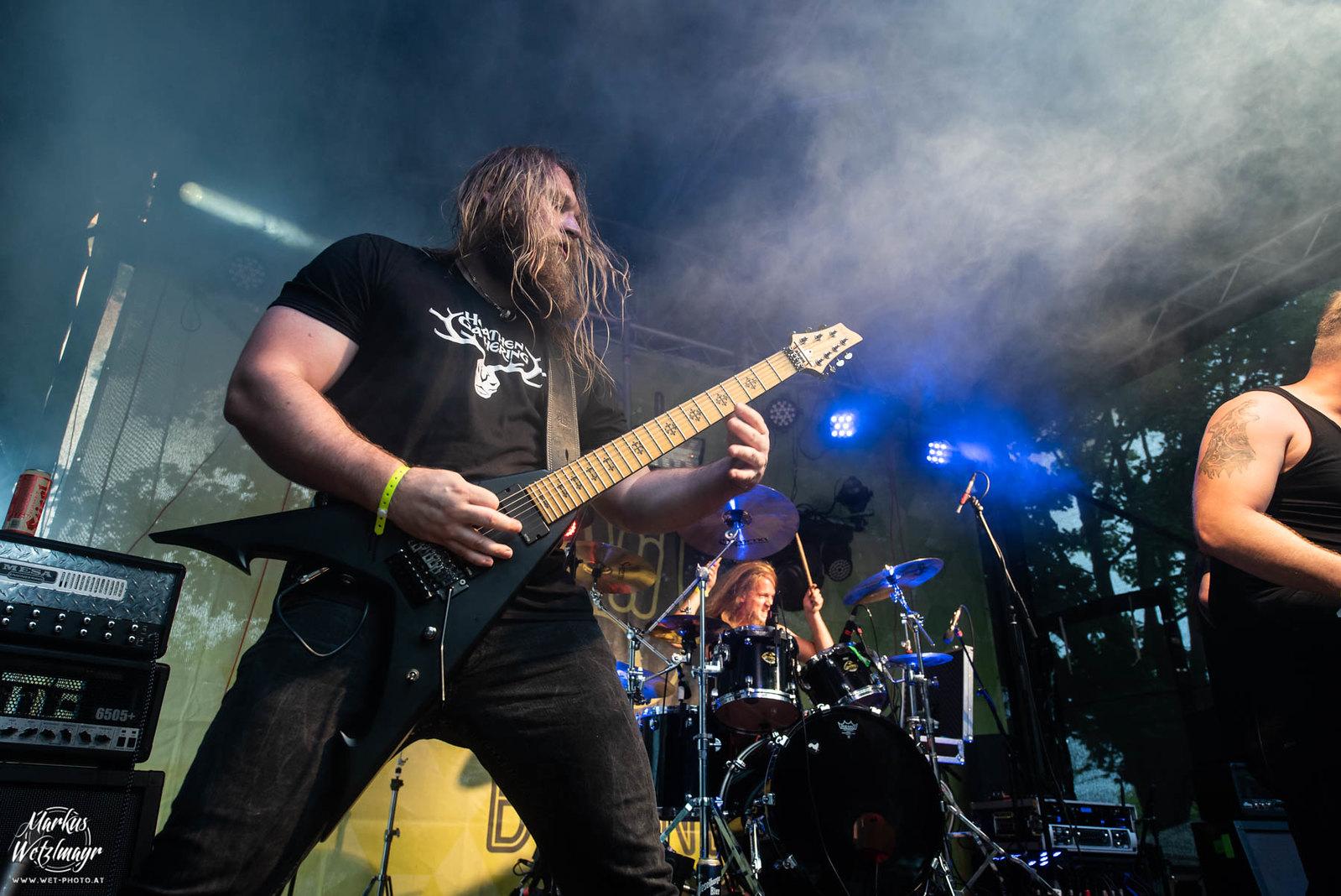 INTERREGNUM - Metalheads Against Racism Vol. 8, Donauinselfest Vienna
