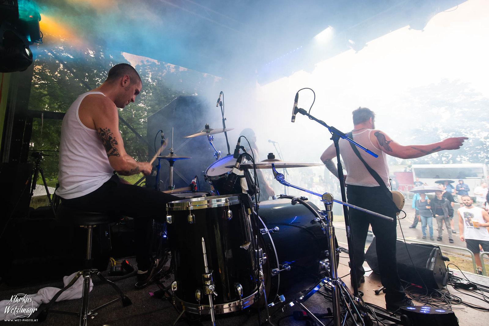 BOOGIE HAMMER - Metalheads Against Racism Vol. 8, Donauinselfest Vienna