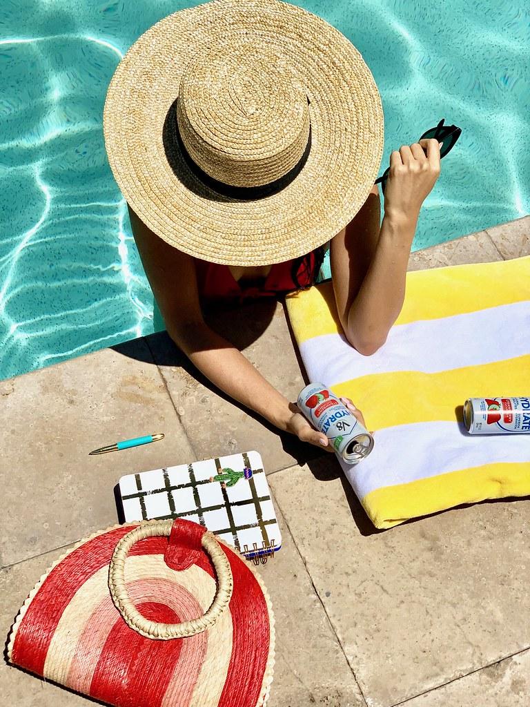 Summer Checklist Featuring V8+Hydrate