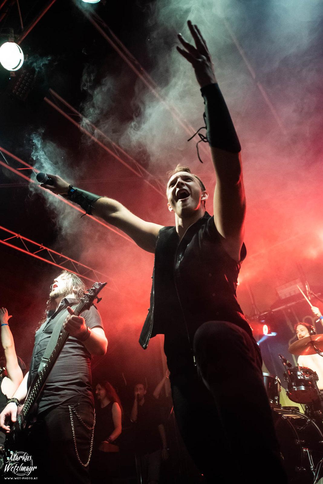 DRAGONY - Metalheads Against Racism Vol. 8, Donauinselfest Vienna