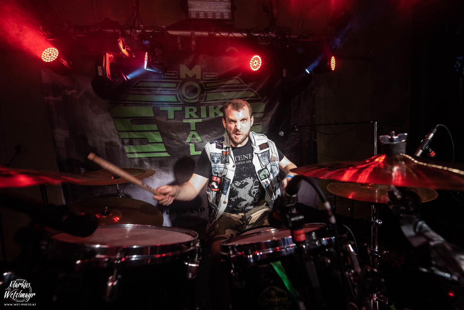 MORTAL STRIKE - Metalheads Against Racism Vol. 8, Donauinselfest Vienna