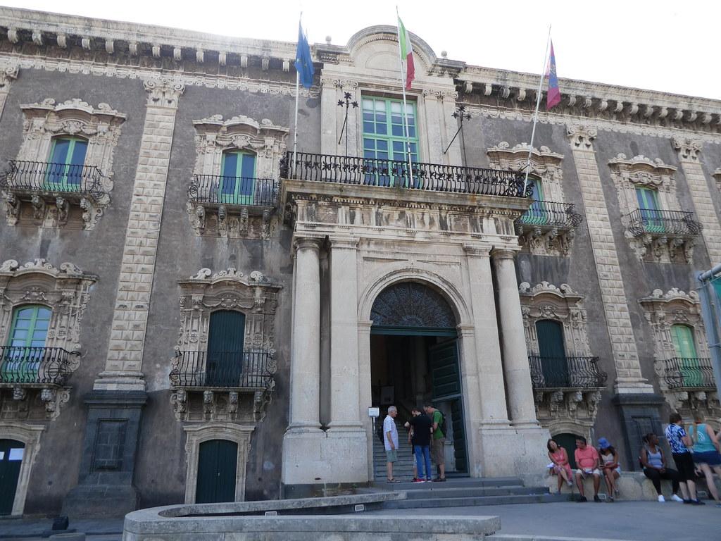 Monastero dei Benedecttini di San Nicoli L'Arena, Catania, Sicily