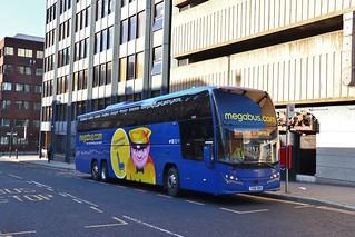 Stagecoach Midlands 54280 YX66WNM - Newcastle