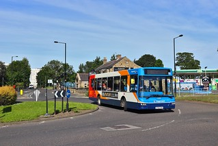 Stagecoach North East 22509 SF56FKM - Harehills Roundabout