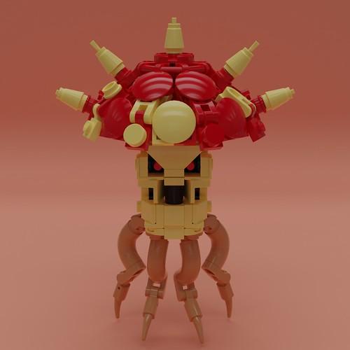 Mushroom Monarch
