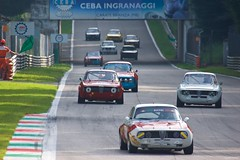 IMGP6727 N.141 Driver Arnaldi Roberto, Scuderia del Portello, Alfa Romeo GTAM