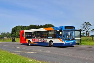 Stagecoach North East 22068 NK54BFP - Newbiggin Hall