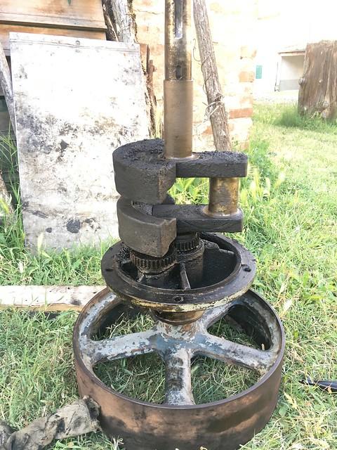 restauration - Restauration moteur ORESTE LUCIANI HP 6/8 48128333497_512f76d712_z