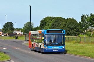 Stagecoach North East 22408 NK06LUR - Newbiggin Hall