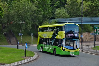 Go-North East 6329 NK67GNX - Durham