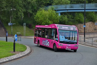 Go-North East 684 NK66CWZ - Durham