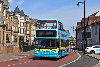 Stagecoach North East 17240 X368NNO - Tynemouth Priory