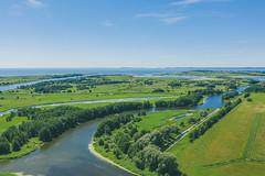 Green landscape | Minija | Lithuania aerial #174/365