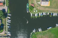 Minija | Lithuania aerial