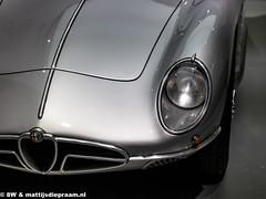 Museo Storico Alfa Romeo: Alfa Romeo 2000 Sportiva