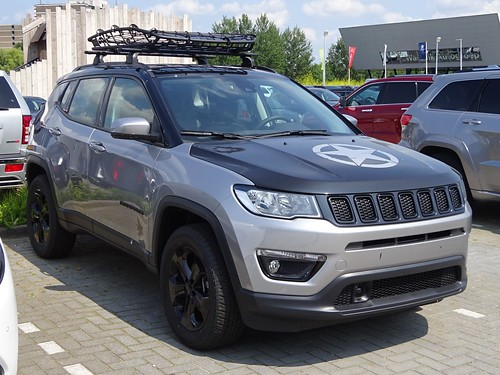 2019 Jeep Compass Photo