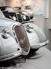 Museo Storico Alfa Romeo: 8C-2900, 6C-2500 Sport & 6C-2500 Super Sport