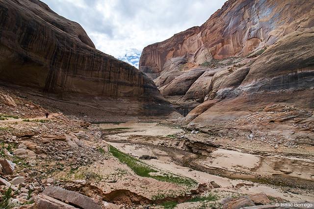A Deep Canyon