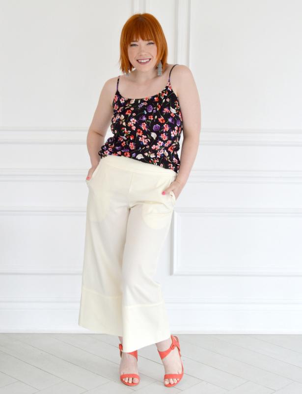 Summer Pants Sew-Along FINISHED 3