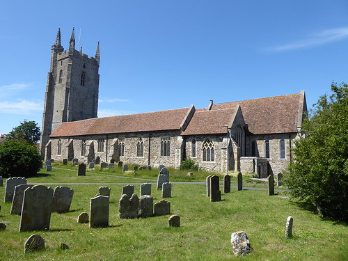 All Saints Church, Lydd, Kent