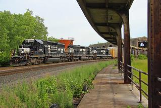 NS 3480, C93, CP T, Buffalo, NY, 06-14-19