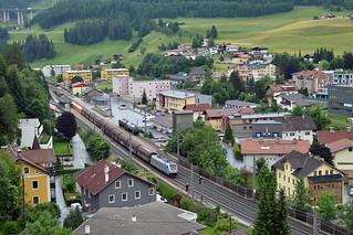 Lokomotion 187 308 Steinach am Brenner (A) 20 juni 2019