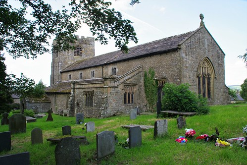 The Church of St Winifrid, Melling, Lancashire, UK