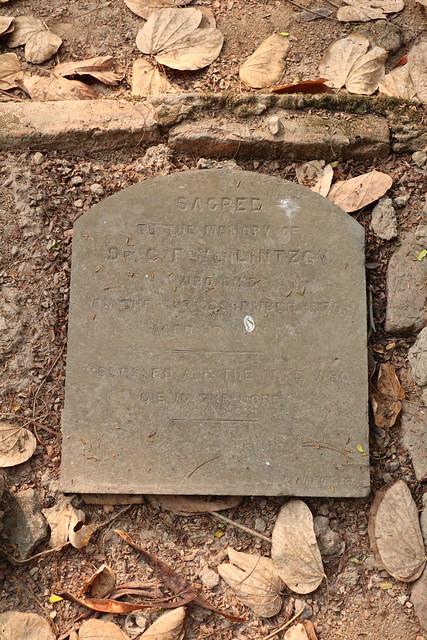 Scottish Cemetery Kolkata