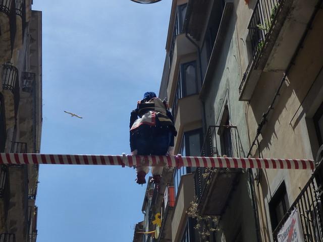 El Tarlà - Carrer de l'Argenteria, Girona