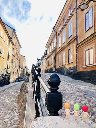 stockholm, sweden, june 2019 -