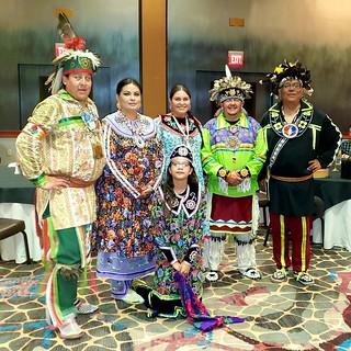 Allegany River Indian Dancers