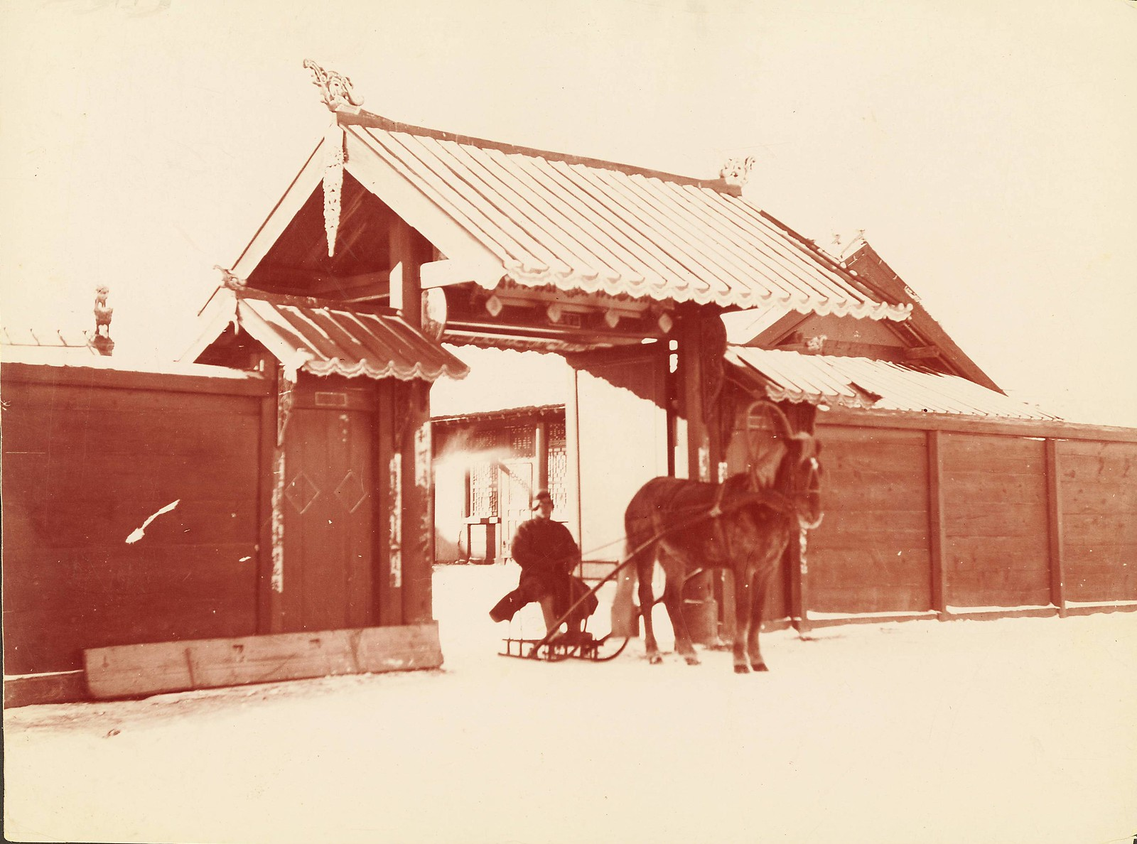 Сахалин. Маньчжурские ворота