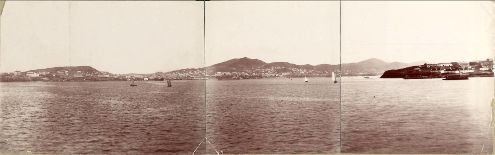 Владивосток. Панорама города