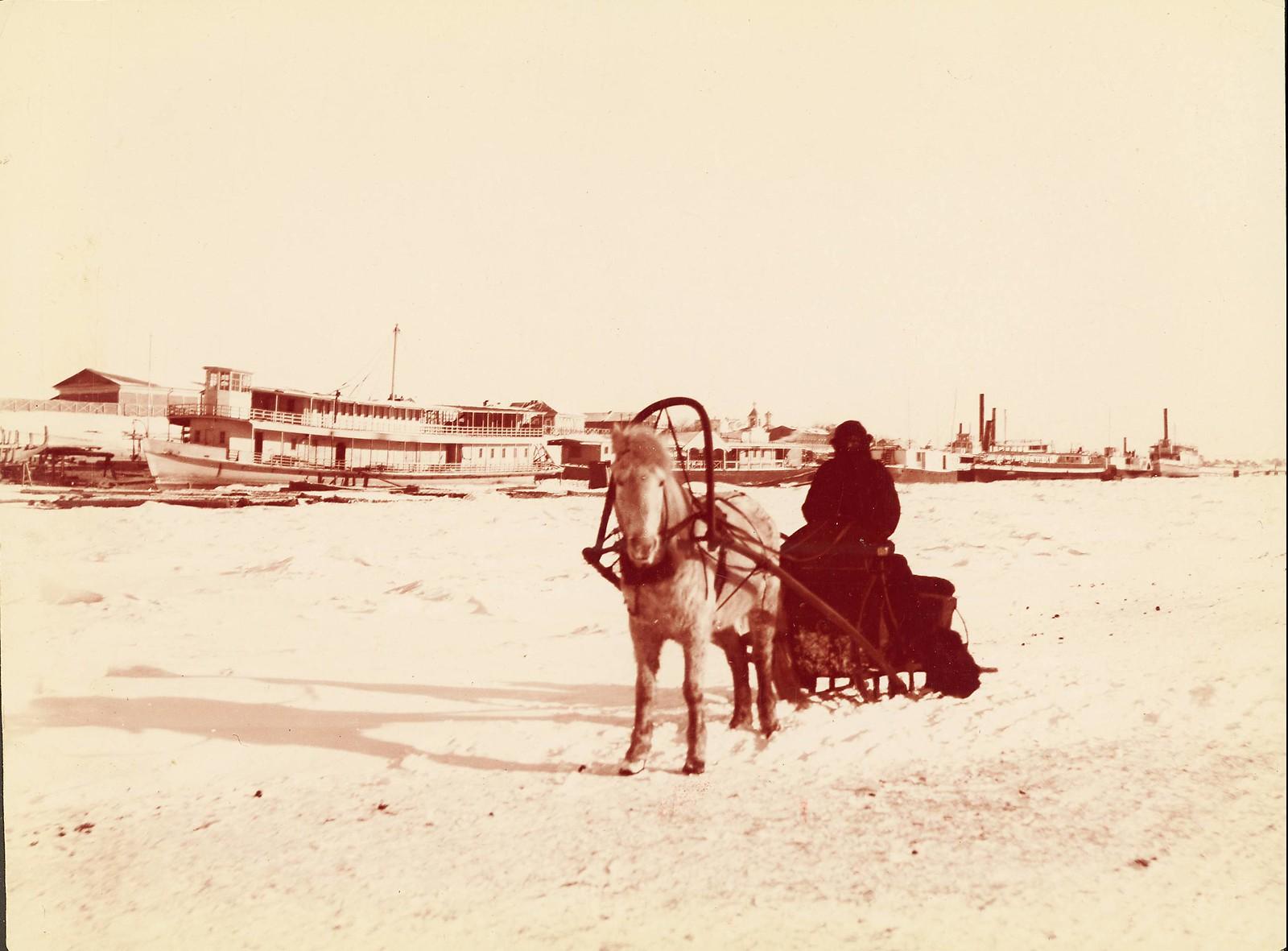 1895. Уильям Генри Джексон путешествует по Транссибу. Приморская область