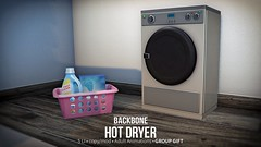 BackBone Hot Dryer Group Gift
