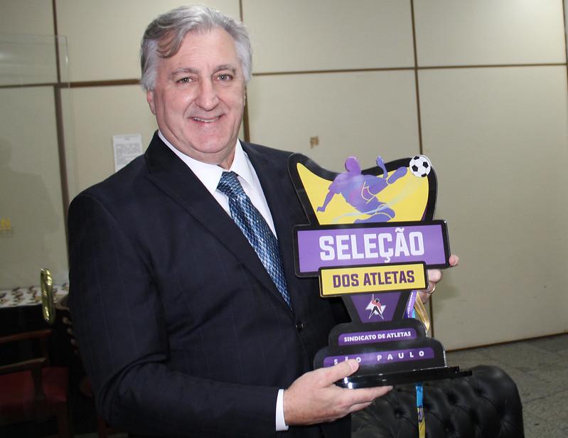 Festa premiação Seleção dos Atletas 2019