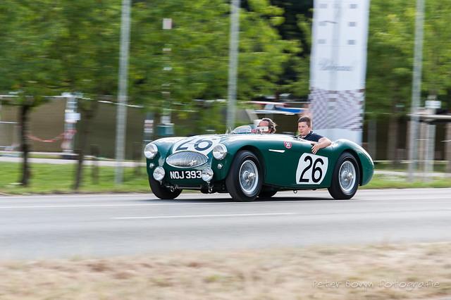 Austin Healey 100S - 1953