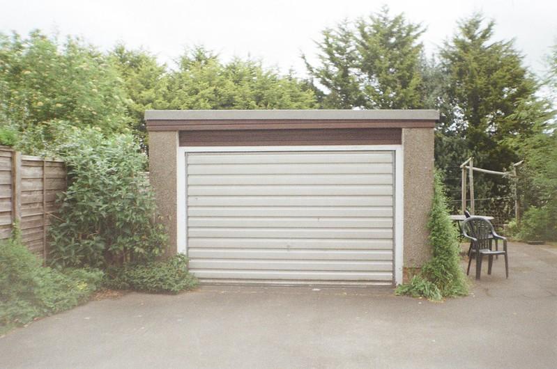 Garage test shot