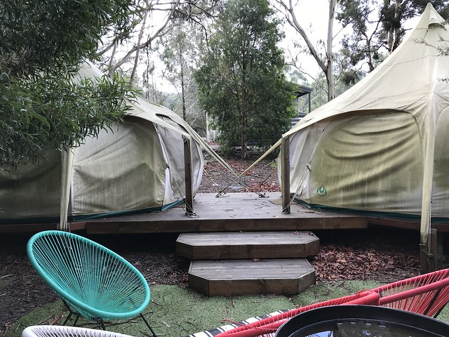 glamping at yarra valley big 4 IMG_0369