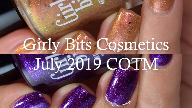 Girly Bits July 2019 COTM