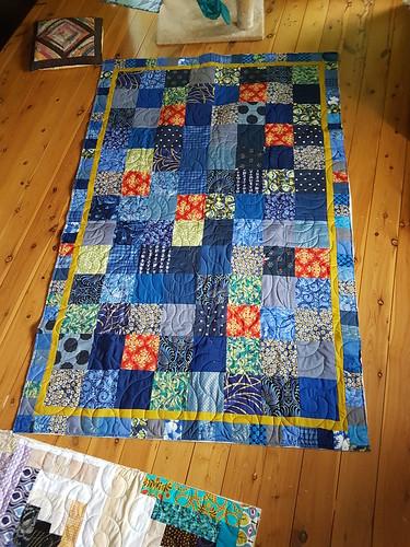 Jeremy's quilt