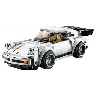 標誌性的「鯨魚尾」再現! LEGO 75895 Speed Champions 系列【1974 保時捷 911 Turbo 3.0】1974 Porsche 911 Turbo 3.0