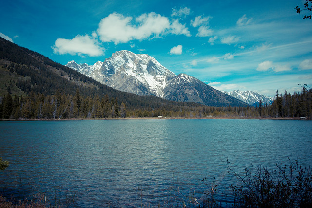 Jenny Lake, Grand Teton NP