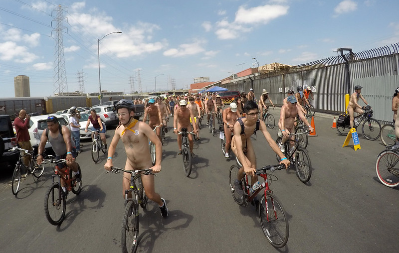 LA World Naked Bike Ride 2019 (140806)