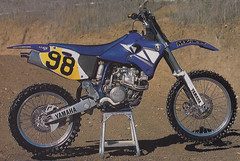 2001 Yamaha YZ426F -  Corey Neuer Photo